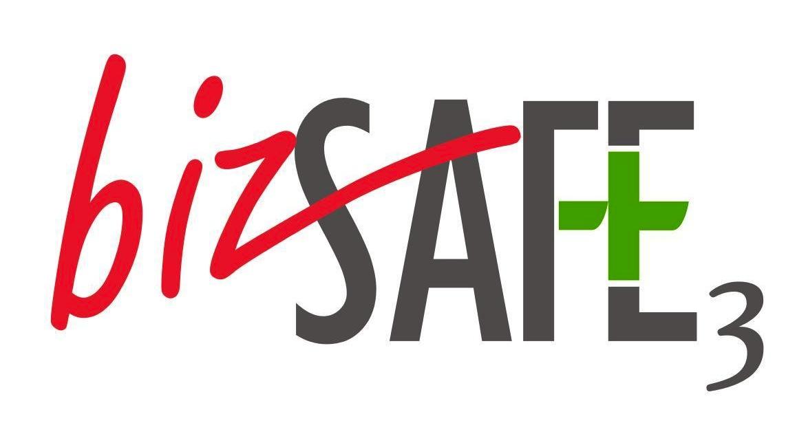 Bizsafe 3 logo